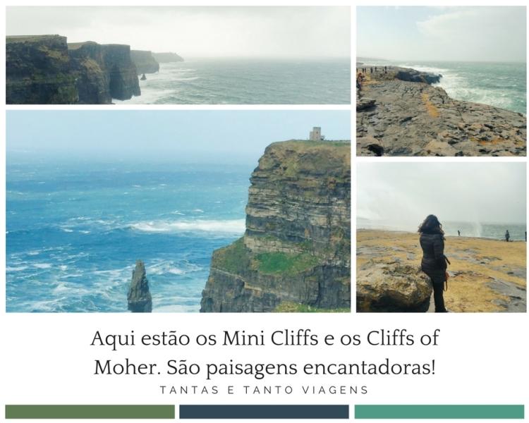 mini cliffs